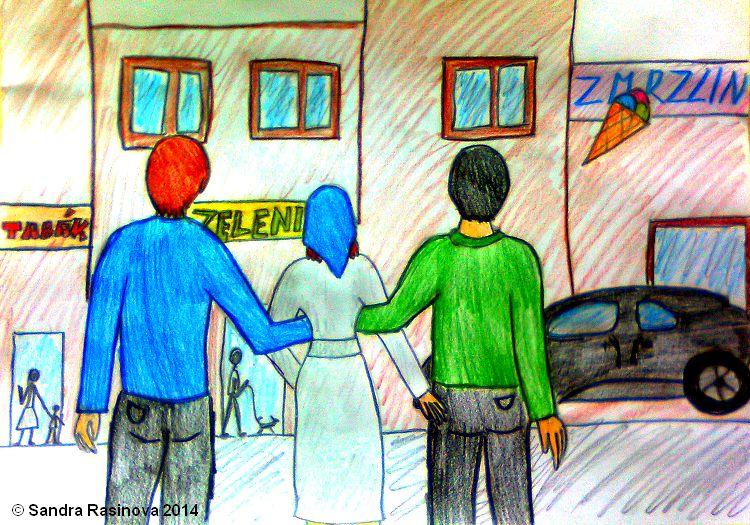 Drawing by Rasinova